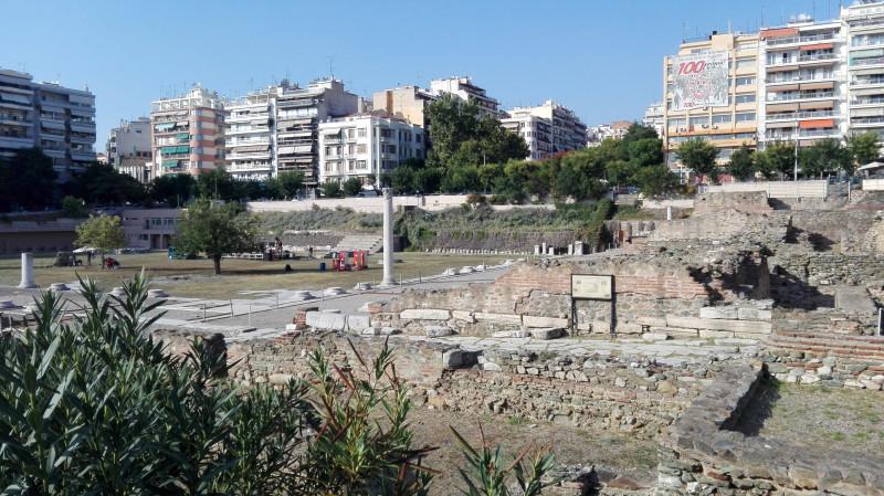 Стари и нови Солун / Старые и новые Салоники