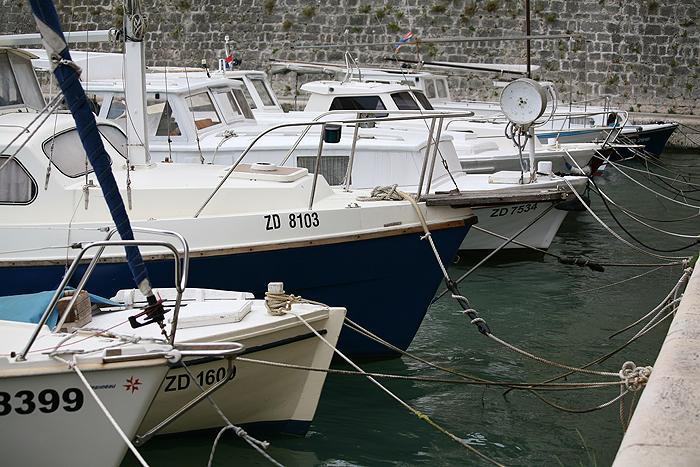 Лодочная гавань Фоша (Fosa)