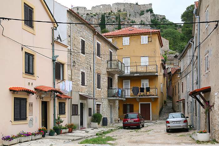 Улицы города Новиград