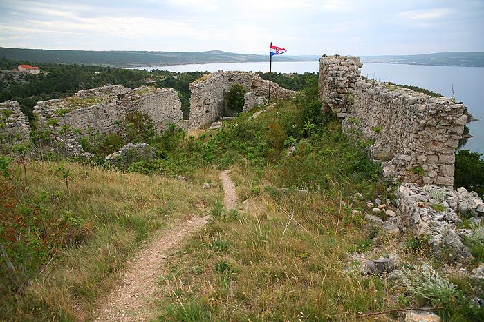 Новиградская крепость XIII века
