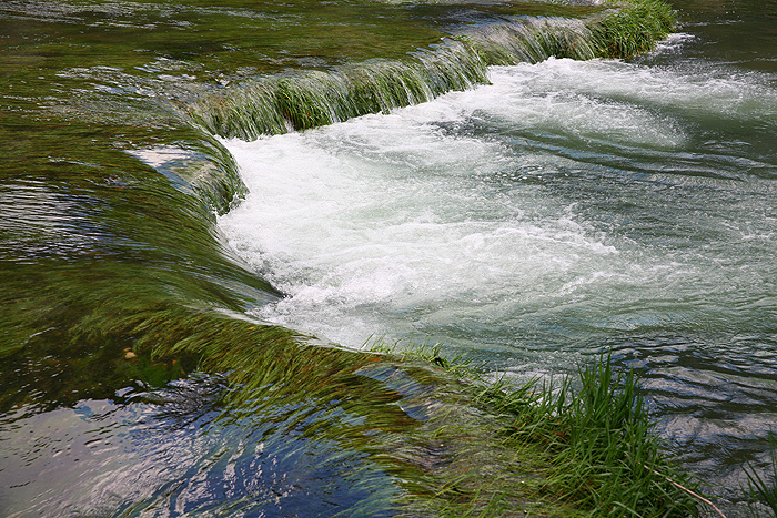 Пороги реки Крка