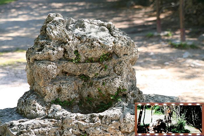 Крка – место съемок фильма «Виннету – вождь апачей»