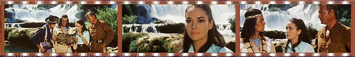 Кадры из фильма «Виннету и Олд Шеттерхенд в Долине мертвых»