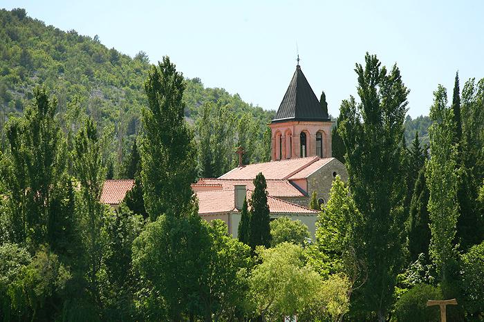 Францисканский монастырь Висовац