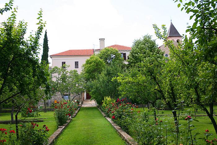 Монастырский комплекс Висовац