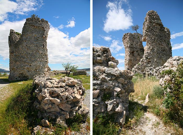 Башня Вечка – крепость короля с собачьей головой