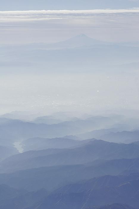 Пейзаж с Фудзи