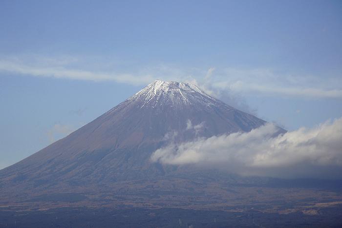 Облако богини горы Фудзи