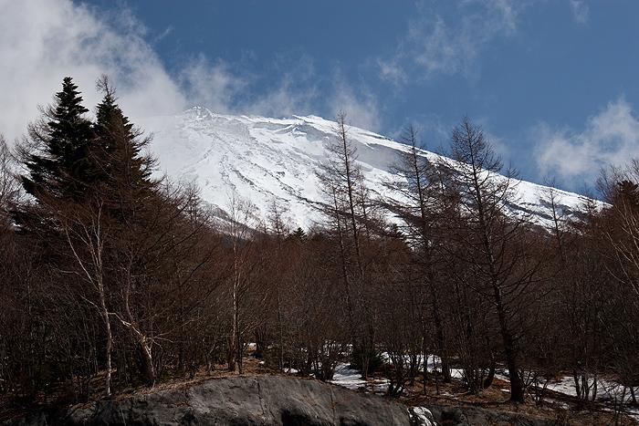 Фид на вершину Фудзи с четвёртого уровня