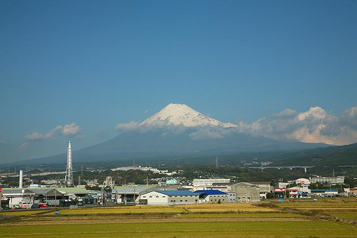 Скоростной путь Токио-Киото
