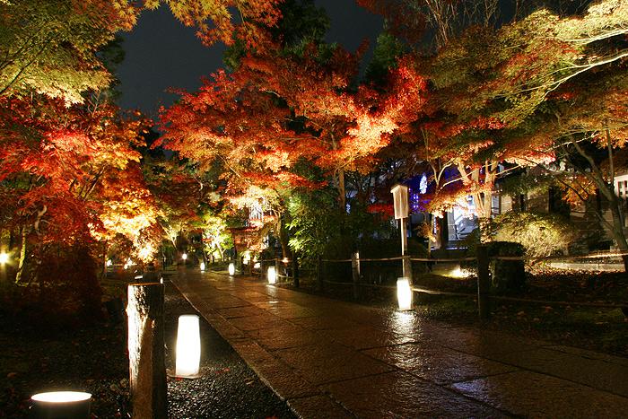 Дорога к храму Эйкан-до, Киото