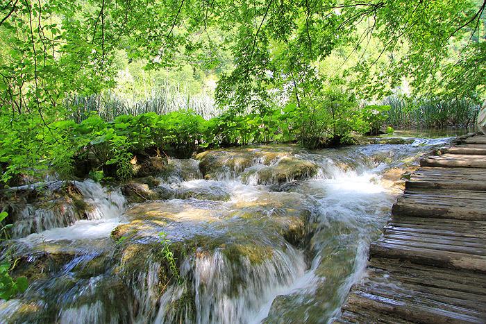 Национальный парк «Плитвицкие озёра»