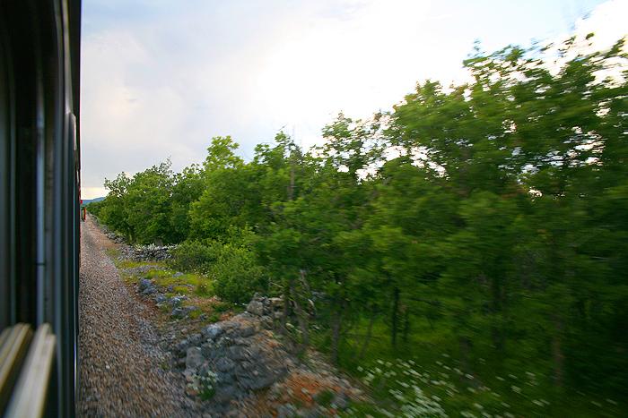 По дороге в Росвелль
