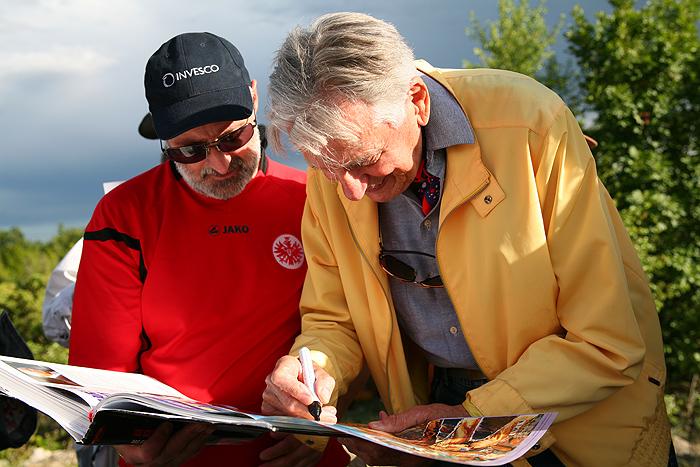 Деметер Битенц (справа) и Михаэль Шатен (слева)