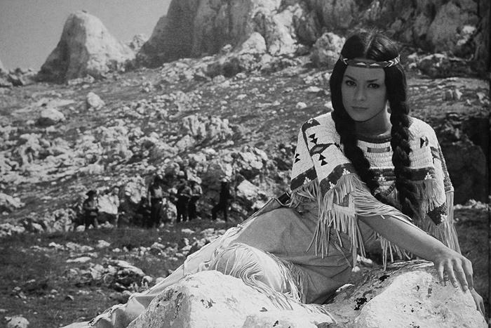 Кадр из фильма «Виннету – сын Инчу-Чуна»