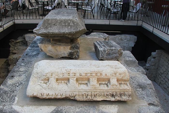 Остатки Римского форума
