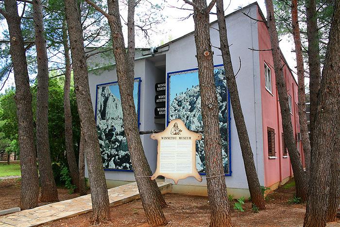 Музей Виннету в Стариграде-Пакленице