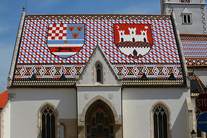Градец - церковь Св. Марка