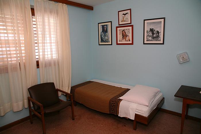 Комната Пьера Бриса