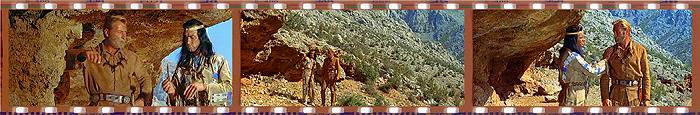 Кадры из фильма «Сокровище Серебряного озера»