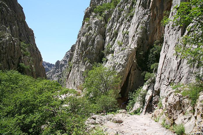 Место съемок фильма «Виннету и Шеттерхенд в Долине Мертвых»