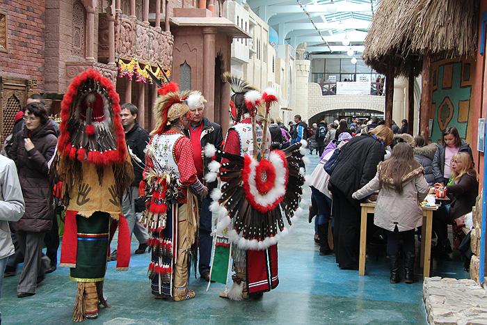 Фестиваль культур народов Северной Америки