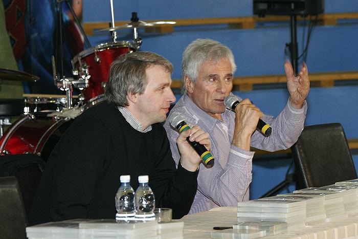 Пресс-конференция с Гойко Митичем