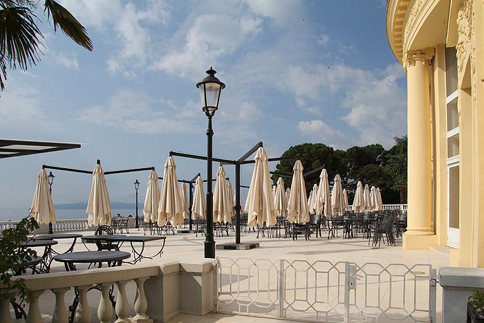 Туристический курорт Опатия