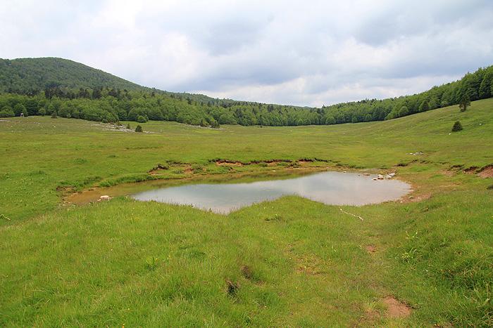 Платак - место расположения лагеря ассинибойнов