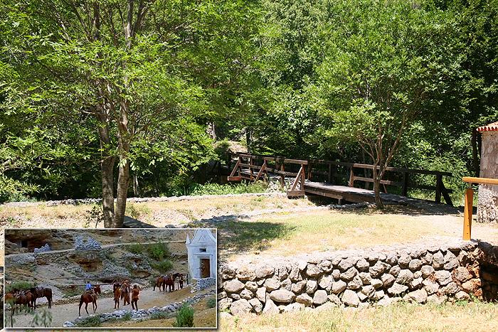 Место съемок фильма «Сокровище Серебряного озера»