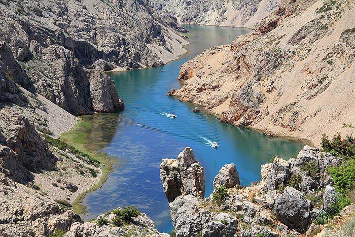 Kanjon rijeke Zrmanje
