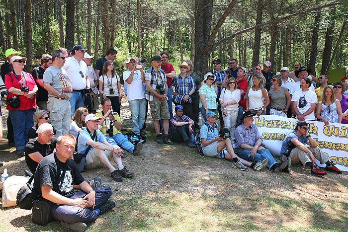 Гости международного фестиваля «По следам Виннету – 2014»