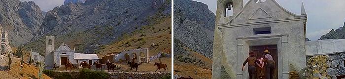 Эль Доро из фильма «Сокровище Серебряного озера»