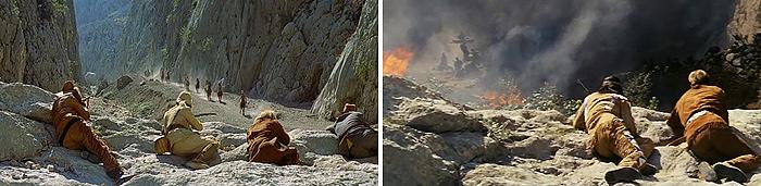 Фильмы «Сокровище Серебряного озера» и «Виннету и Олд Шеттерхэнд в Долине Мертвых»