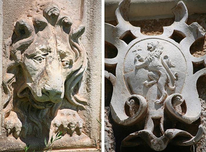 Венецианские львы