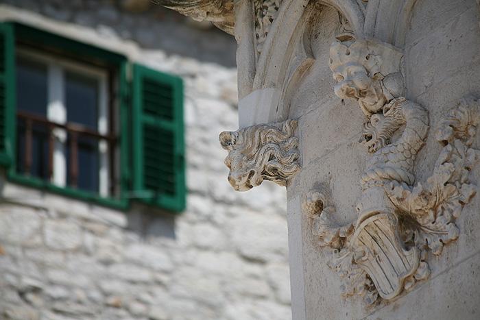 Декор Кафедрального собора Св. Иакова