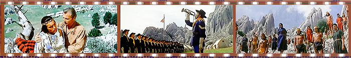 Кадры из фильма «Виннету. Часть 3»