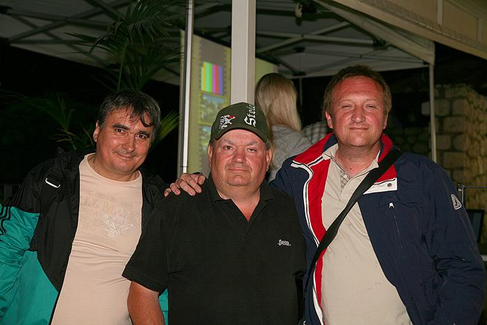 Мои друзья: Зденек, Курт и Звонимир