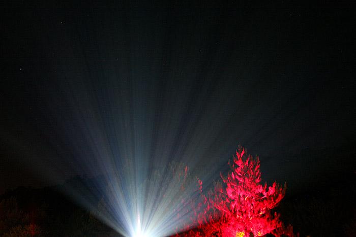 Киносеанс под звездным небом