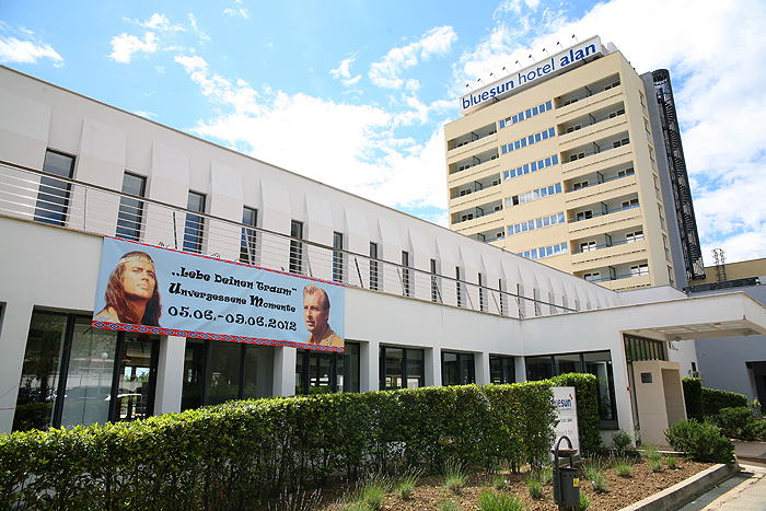 Отель «Алан», Стариград-Пакленица