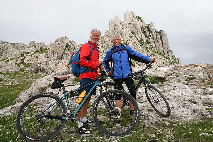 Неожиданная встреча с Мартином и его другом на горных склонах