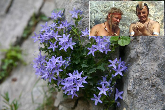 Кадр из фильма «Виннету и Олд Шеттерхэнд в Долине Смерти»