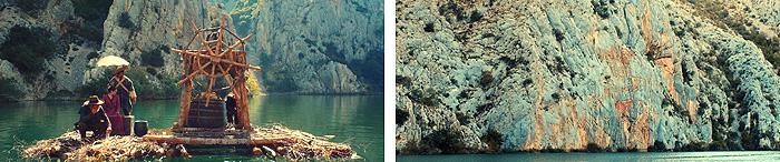 Кадры из фильма «Тайна Серебряного озера»