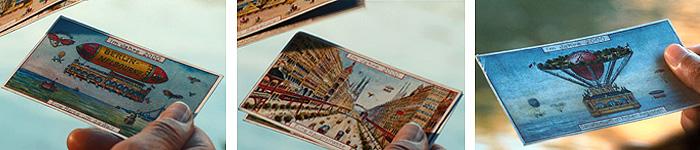 Коллекция вкладышей Карла Мая