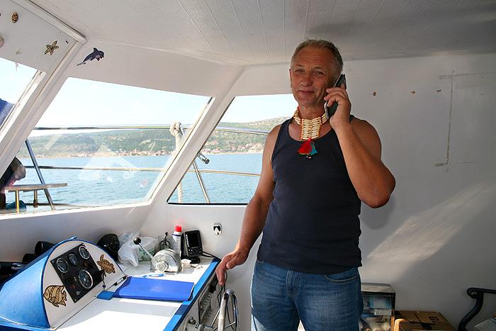 Капитан Желько
