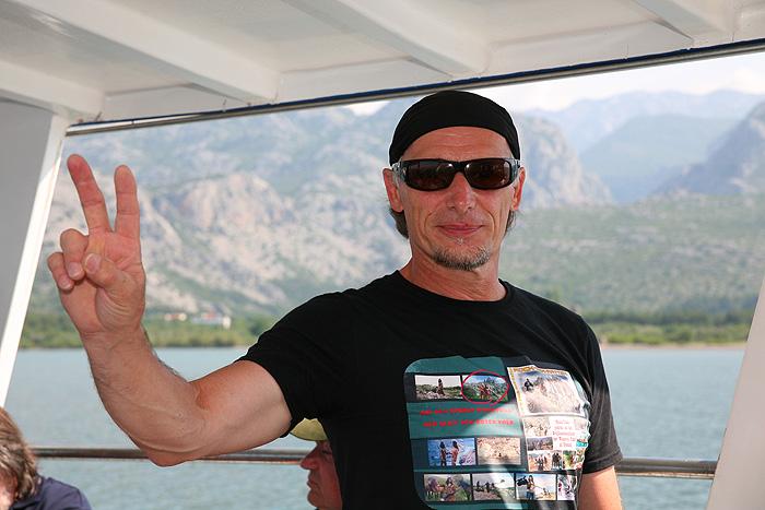 Рок-поп-музыкант из Австрии Франц Рюмелин