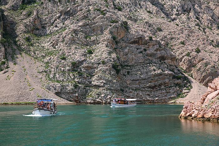 Хорватские пейзажи американской реки Пекос