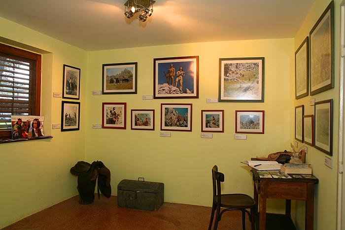 Залы музея