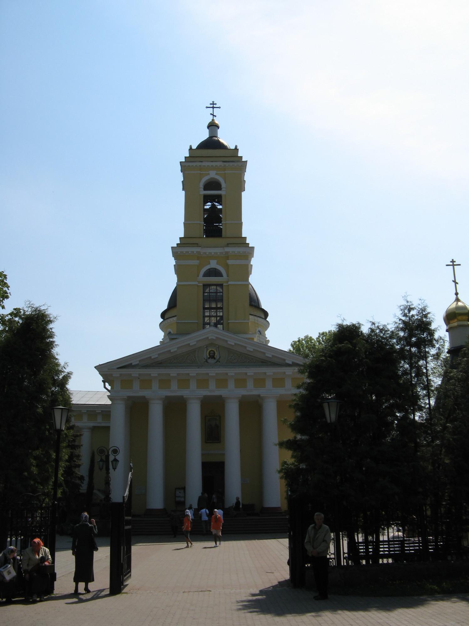 2008.05.18. Гомель. Свята-Петра-Паўлаўскі кафедральны сабор.
