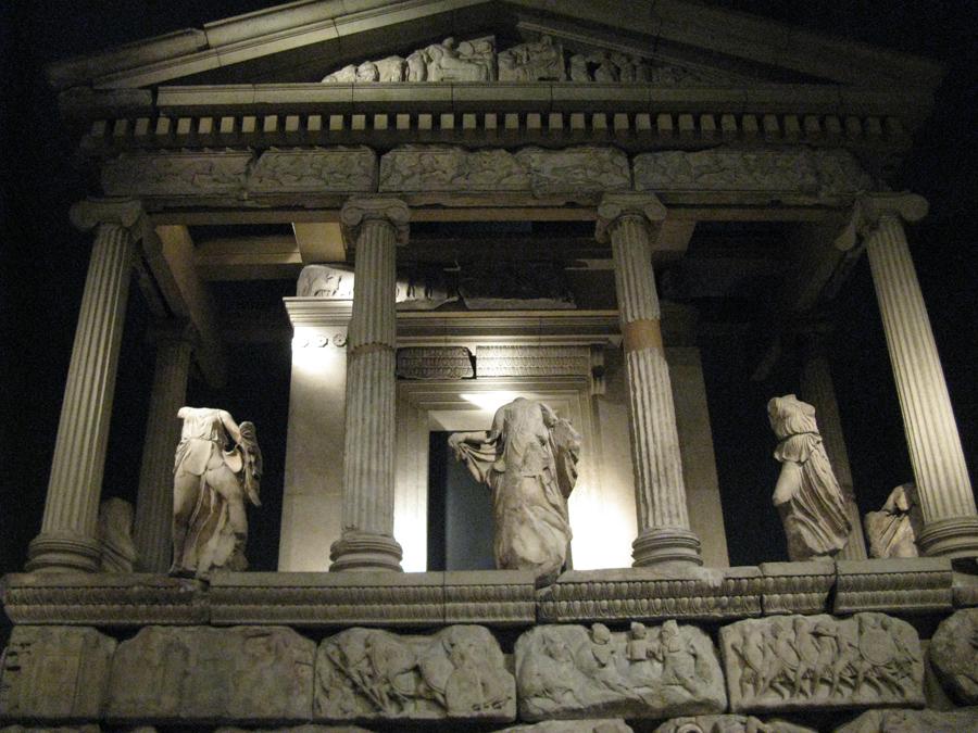 British Museum - Nereids